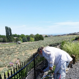 Exterior painting, West Richland, WA