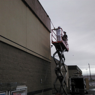 Commercial Exterior Painting, West Richland, WA